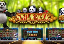 judi slot games panda's fortune